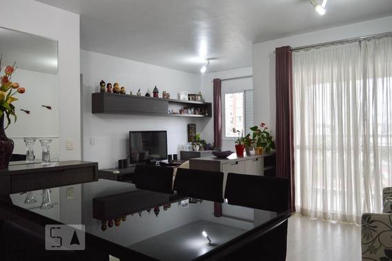 Apartamento No 1º Andar Mobiliado Com 2 Dormitórios E 1 Garagem - Id: 892958680 - 258680