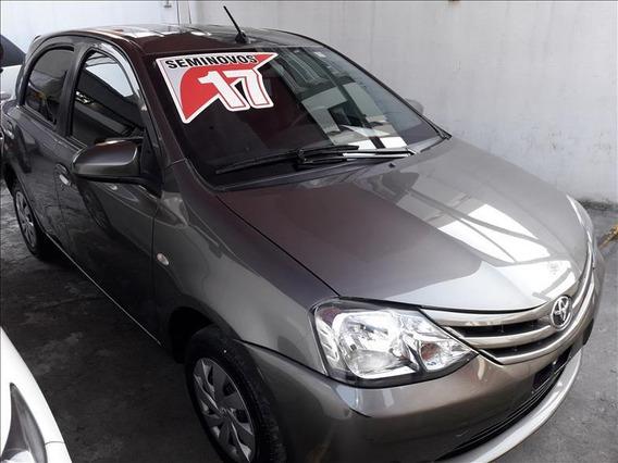 Toyota Etios 1.5 Xs 1.5 16v 4p Automatico