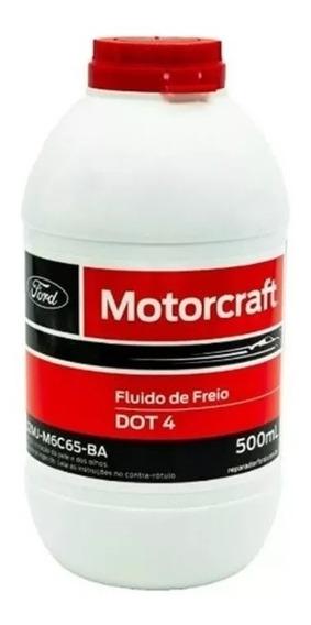 Fluido De Freio Dot 4 - Motorcraft - Ecosport - 2003 A 2012