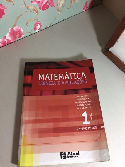Matematica Ciencia Aplicacoes