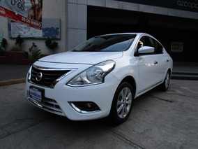 Nissan Versa 1.6 Advance Mt 5 Vel, A/ac
