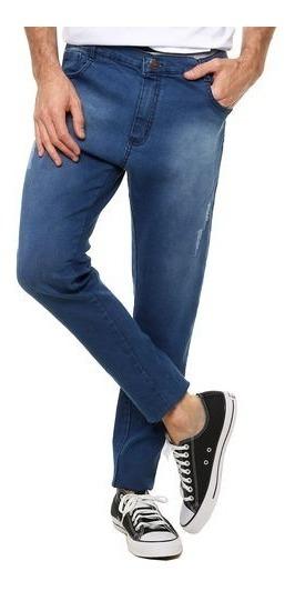 Pantalon Jogging Jean Azul | No End (23341)