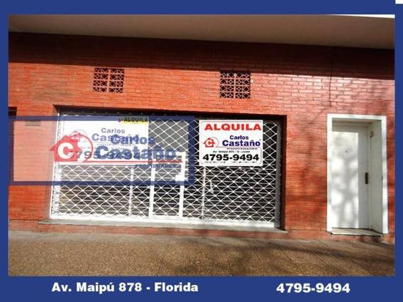 Galpones, Depósitos O Edificios Ind. Venta Florida