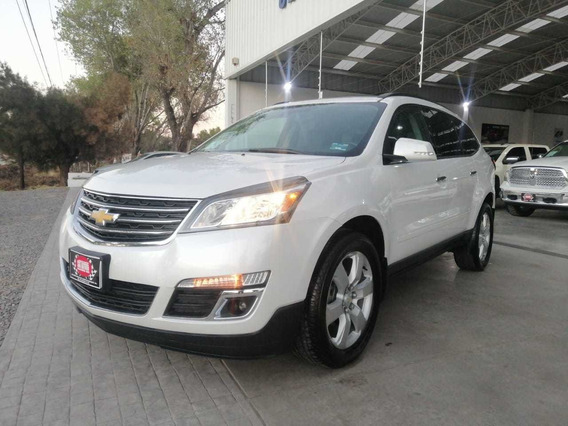 Chevrolet Traverse 3.6 Lt Piel At 2016