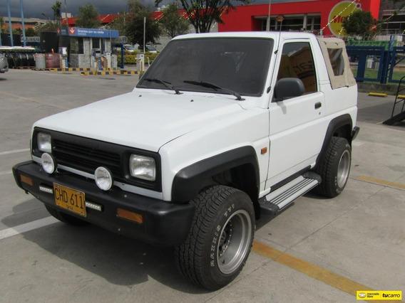 Daihatsu Feroza Mt 1.6 4x4