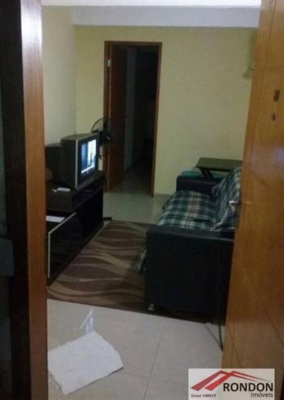 Apartamento No Parque Cecap. 62 Ms² Com 3 Dormitórios E 2 Suítes. - Cda108