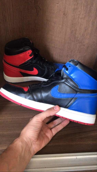Tênis Nike Air Jordan 1 Top Three