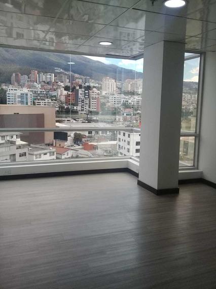 Se Vende Oficina En El Sector Más Comercial De Quito