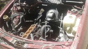 Vw Gol Chocado Faltantes Con Form 04 Alta Motor Diesel 16