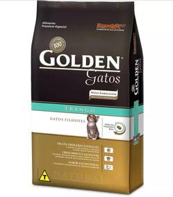 Golden Gato Filhote 10 Kg