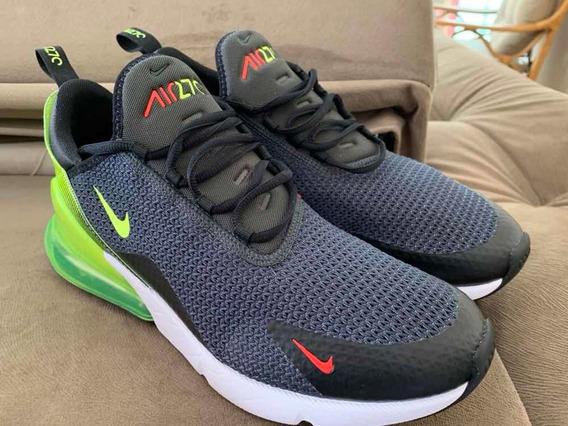 Tênis Nike Air Max 270 Netuno Original