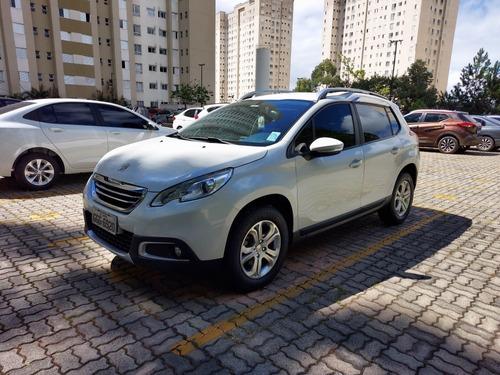 Peugeot 2008 2017 1.6 16v Allure Flex Aut. 5p