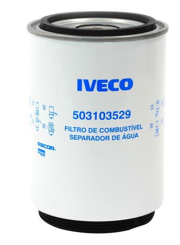 Filtro De Combustible Iveco Trakker 00/01