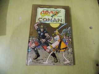 Hq-conan Groo Versus Conan