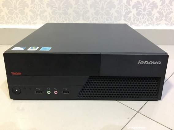 Cpu Lenovo 6258 Intel Dual Core E5200 2.5ghz Hd160gb 2gb Ram