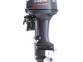 Motor Yamaha 40 Hp Xwl 2t A.e C.d Premezcla Super Descuento