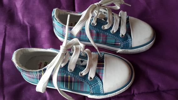 Zapatillas Nena Clarks Importadas Como Nuevas. Talle 25,5.