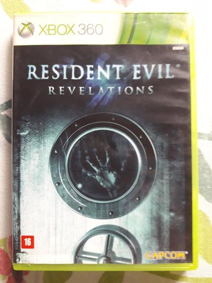 Resident Evil Revelations Xbox 360 Português