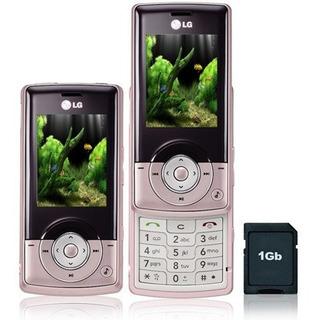 Lg Km500 - Desbloqueado, 2,0 Mp, Bluetooth, Fm - De Vitrine