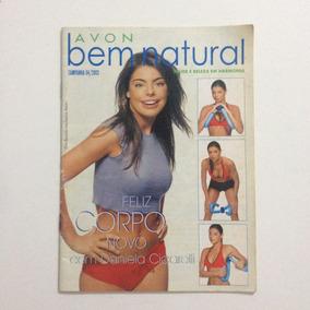Avon Bem Natural 04/2003 Saúde E Beleza Daniela Cicarelli C2