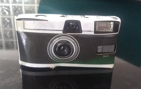 Câmera Flashback Descartável