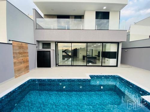 Casa À Venda Em Condomínio Ibiti Reserva - Ca008806