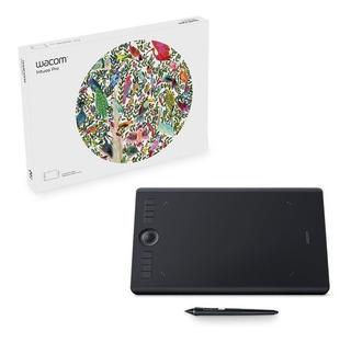 Tableta Digital De Dibujo Gráfico Wacom Intuos Pro P/mac O P