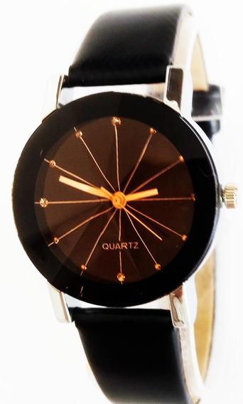 Relógio Delicado Barato Strass Feminino Confortável