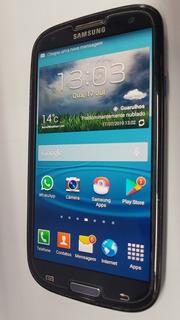 Samsung Galaxy S3 Usado Azul Gt I9300 Brasil