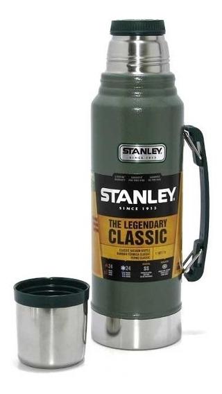 Garrafa Stanley Classic Inox 1 Litro Lendaria Indestrutivel