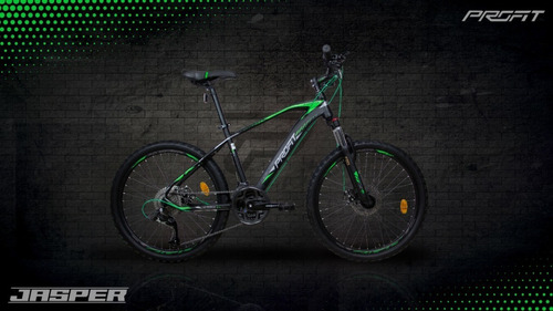 Imagen 1 de 1 de Bicicleta Profit Jasper Rin 29 Grupo De 9 Mecanica