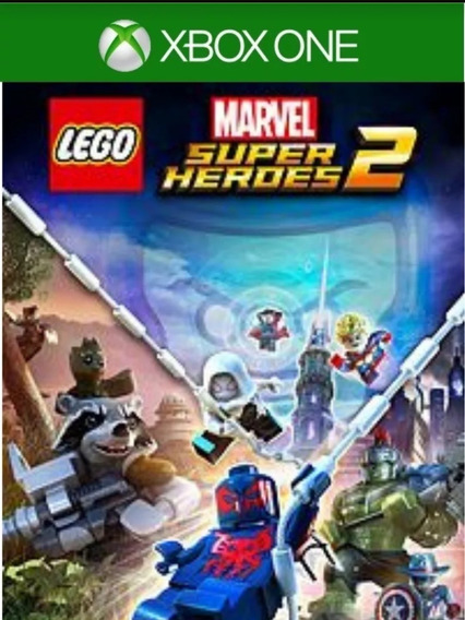 Lego Marvel Super Heroes-xbox One-digital
