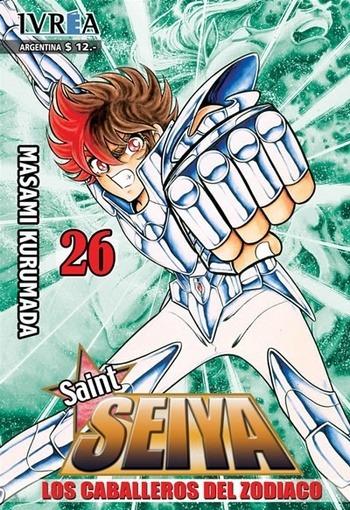 Saint Seiya Caballeros Del Zodiaco 26 **re** - Masami Kuruma