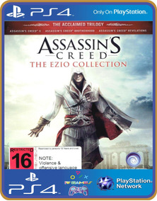 Ps4 Assassins Creed The Ezio Collection |original 1