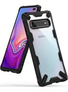 Case Galaxy S10 Plus (6.4) Capa Ringke Fusion X Anti Choque