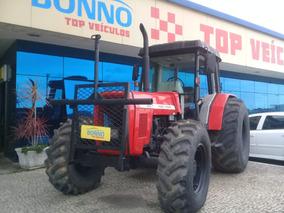 Trator Massey Ferguson 4x4 297 - 2005/2005