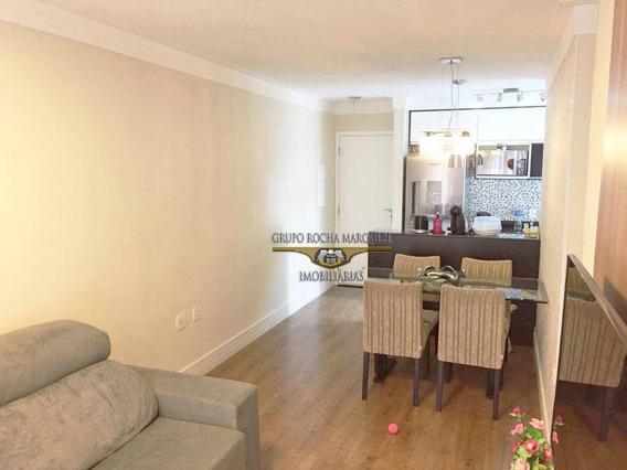Apartamento Com 3 Dormitórios À Venda, 84 M² Por R$ 550.000,00 - Vila Formosa - São Paulo/sp - Ap1762