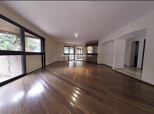 Imagem 1 de 15 de Apartamento - Campo Belo - Ref: 4131 - V-domainedej