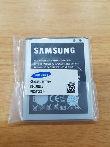 Bateria Pila Samsung Core 1 I8262  Eb425365lu Originales