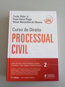 Curso De Direito Processual Civil V.2 Didier - 18ª Ed - 2016