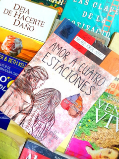 Amor A Cuatro Estaciones Nacarid Portal Arráez Libro Físico