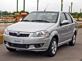 Fiat Siena 1.4 Atractive Iii Rojo (#fh1)