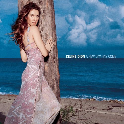 Cd Celine Dion - A New Day Has Come