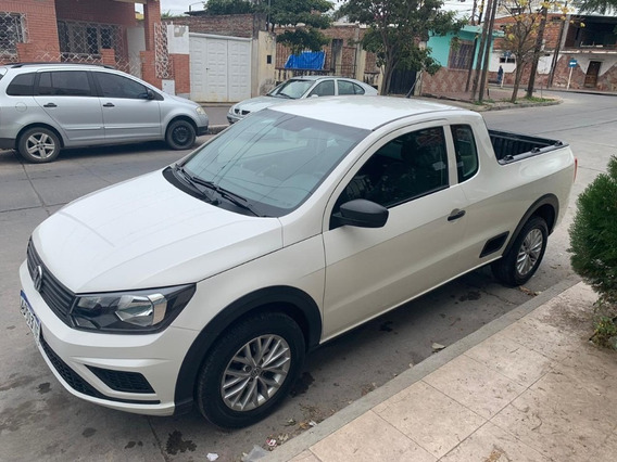 Volkswagen Saveiro 1.6 Gp Ce 101cv Safety 2018
