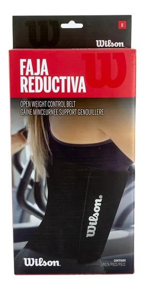 Faja Reductiva Unisex De Neopreno - Unitalla 100% Efectiva