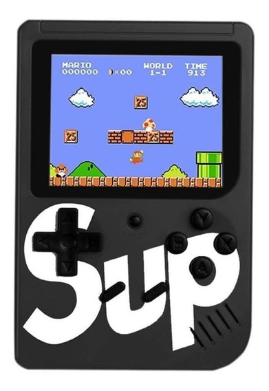 Super Mini Game 400 Jogos Atari Nintendo Funciona Em Tv