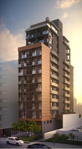 Imagem 1 de 9 de Apartamento À Venda No Bairro Consolação - São Paulo/sp - O-1965-7075