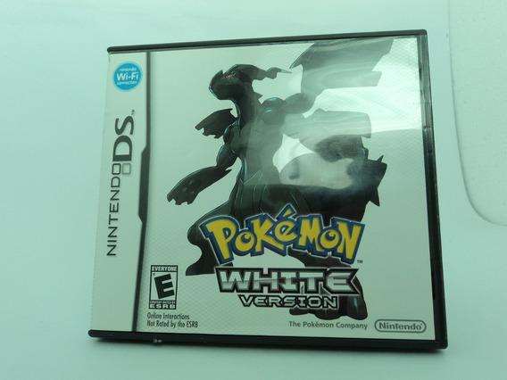 Pokémon White Version - Nintendo Ds - Em Ate 12x Sem Juros!