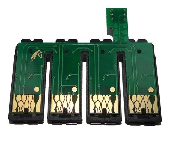 Chip Full Epson Stylus T23 T24 Tx105 Tx115 Botão Reset Bulk