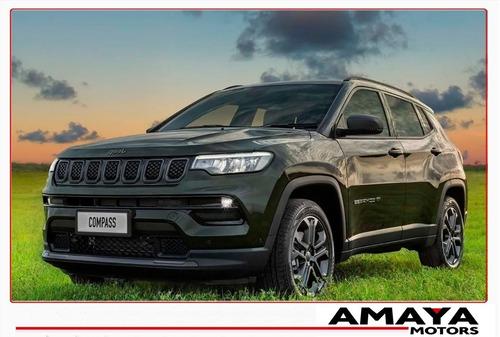 Amaya Nueva Jeep Compass 2022 1.3 T Preventa -reseve El Suyo